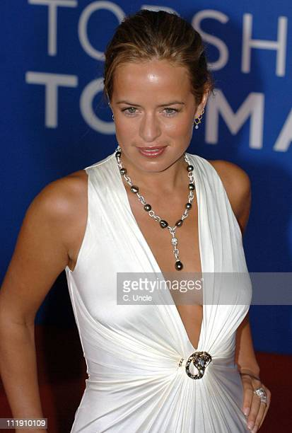 Jade Jagger during 2006 World Music Awards Inside Arrivals at Earls Court in London Great Britain