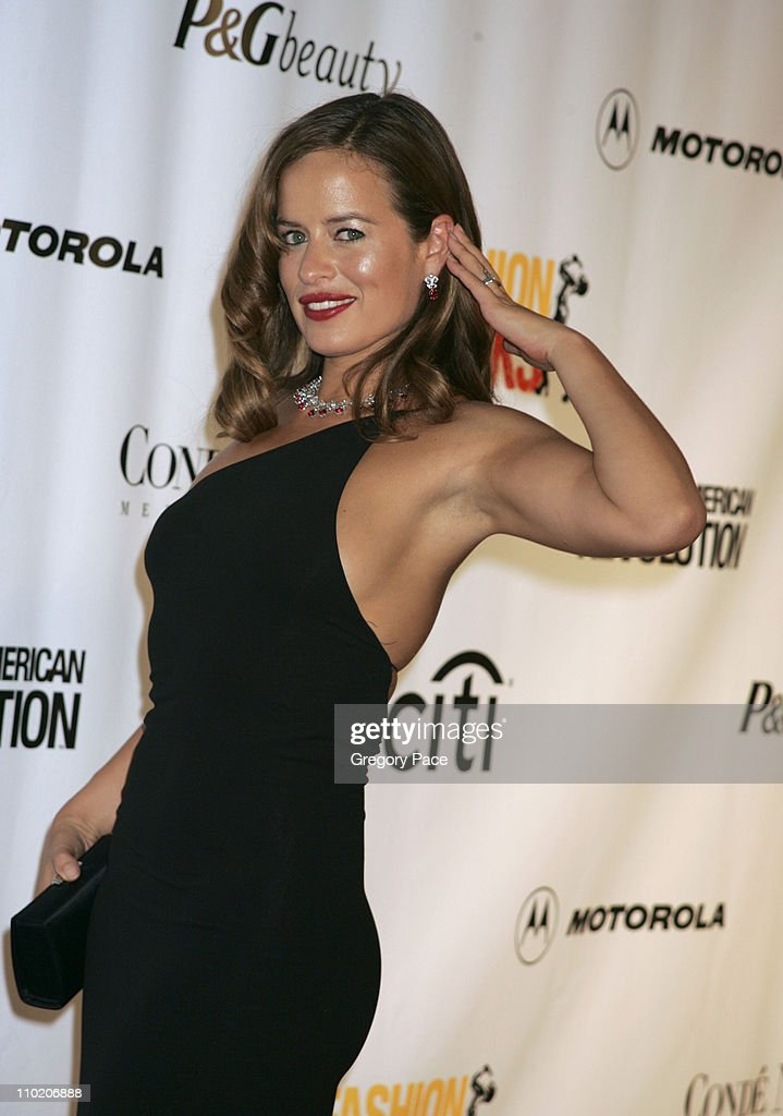 """Fashion Rocks 2004 - """"An Unprecedented Night of Style and Sound"""" - Red Carpet"""