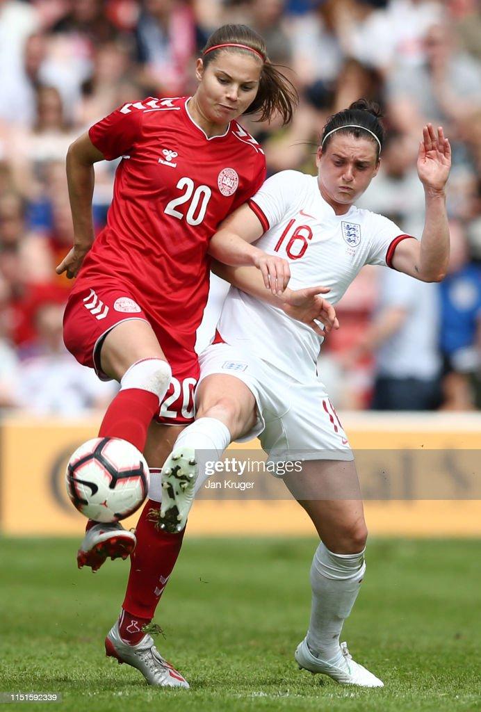 GBR: England Women v Denmark Women - International Friendly