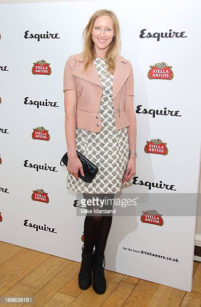 Jade Parfitt attends Esquire magazine's summer party at Somerset House on May 29 2013 in London England