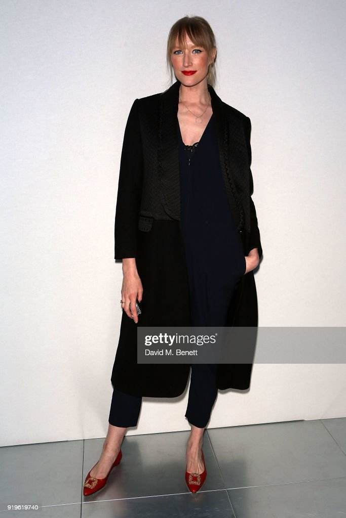 House of Holland - Front Row - LFW February 2018