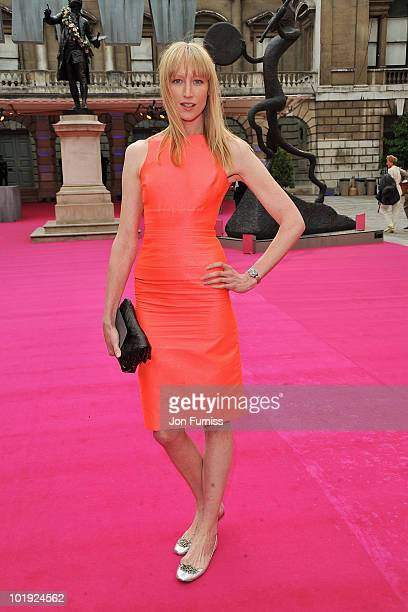 Jade Parfitt attends the Royal Academy Summer Exhibiton 2010 VIP preview at the Royal Academy of Arts on June 9 2010 in London England