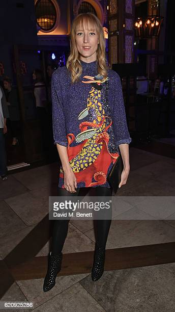 Jade Parfitt attends the STYLE x PRINCIPAL Party at The Principal Manchester on November 3 2016 in Manchester England