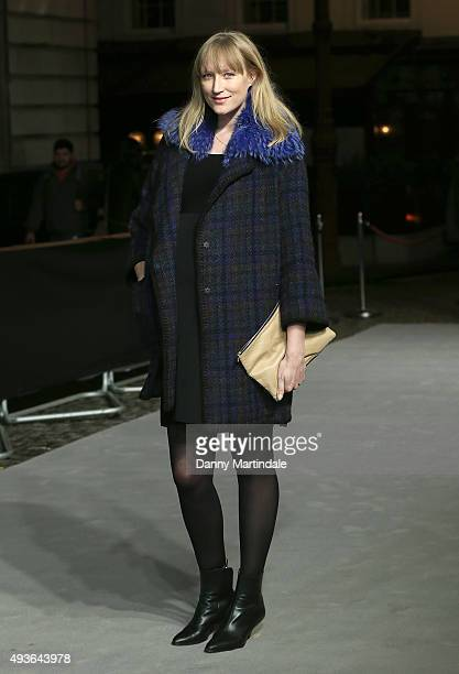Jade Parfitt attends the VIP Premiere of 'A Bigger Splash' hosted by AnOther magazine and Dior at The Curzon Mayfair on October 21 2015 in London...
