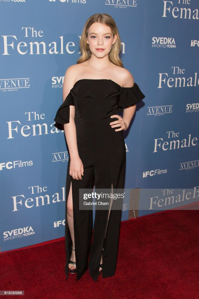 "Premiere Of IFC Films' ""The Female Brain"" - Arrivals : News Photo"