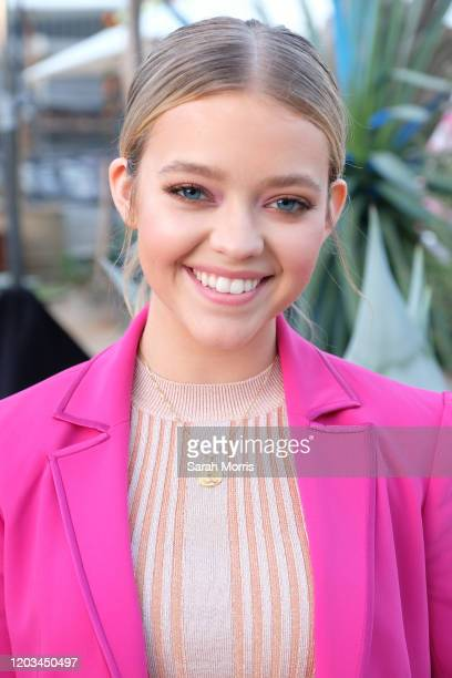 Jade Pettyjohn attends #BlogHer20 Health at Rolling Greens Los Angeles on February 01, 2020 in Los Angeles, California.