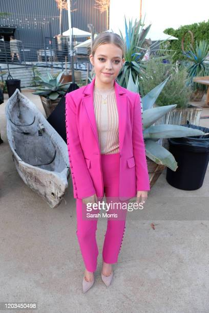Jade Pettyjohn attends #BlogHer20 Health at Rolling Greens Los Angeles on February 01 2020 in Los Angeles California