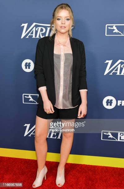 Jade Pettyjohn attends Variety's Power of Young Hollywood at The H Club Los Angeles on August 06, 2019 in Los Angeles, California.
