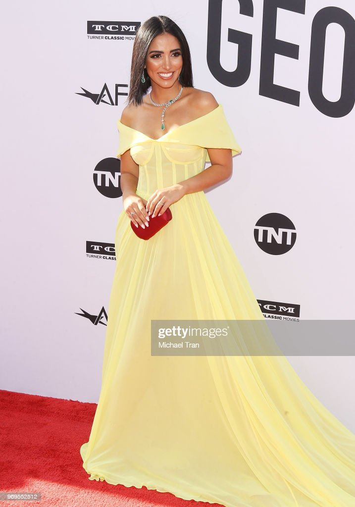 Jade Seba arrives to the American Film Institute's 46th Life Achievement Award Gala Tribute held on June 7, 2018 in Hollywood, California.