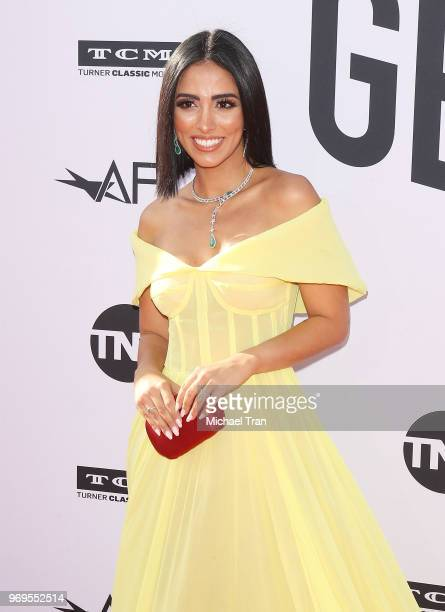 Jade Seba arrives to the American Film Institute's 46th Life Achievement Award Gala Tribute held on June 7 2018 in Hollywood California