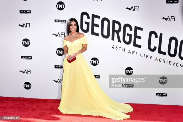 Jade Seba attends 46th AFI Life Achievement Award Gala Tribute on June 7 2018 in Hollywood California