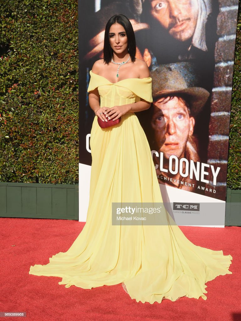 American Film Institute's 46th Life Achievement Award Gala Tribute to George Clooney - Roaming Red Carpet : News Photo
