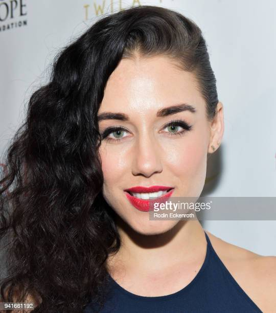 Jade Tailor attends Regard Magazine Spring 2018 Cover Unveiling Party presented by Sony Studios featuring the cast of 'The Oath' on Crackle at...
