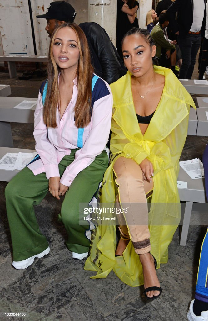 House of Holland - Front Row - LFW September 2018 : News Photo