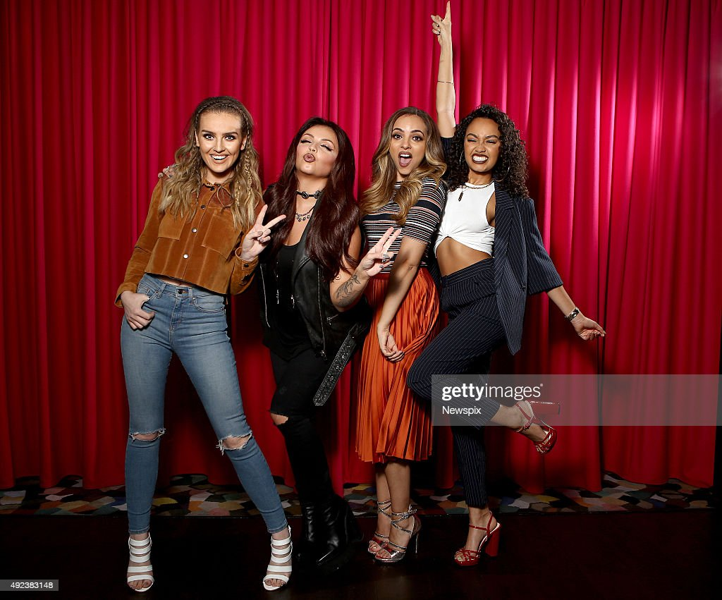 'Little Mix' Sydney Photo Shoot