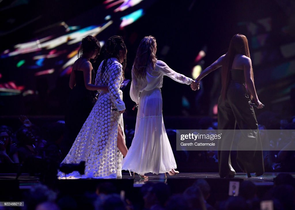 The BRIT Awards 2018 - Show : Photo d'actualité