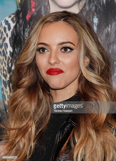 Jade Thirlwall of Little Mix attends the Los Angeles album signing for Little Mix at Hard Rock Cafe, Hollywood, CA on November 3, 2015 in Hollywood,...