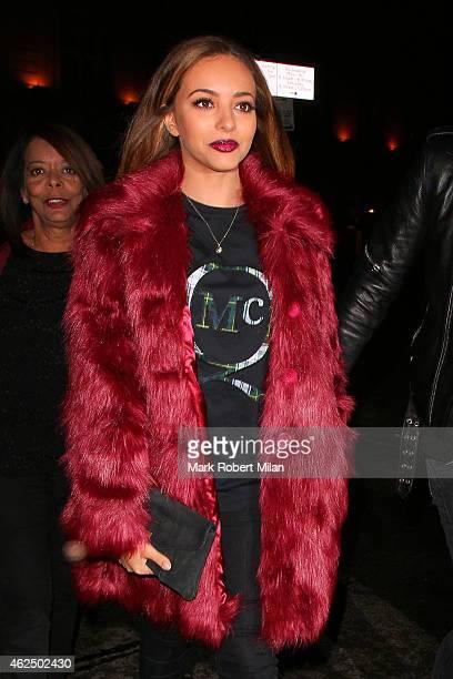 Jade Thirwall at Mahiki night club on January 29 2015 in London England