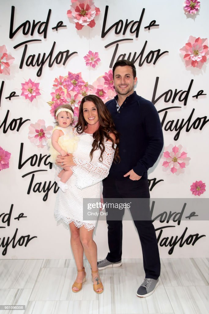 Jade, Tanner, And Emerson  Tolbert Celebrate Mother's Day At Lord & Taylor