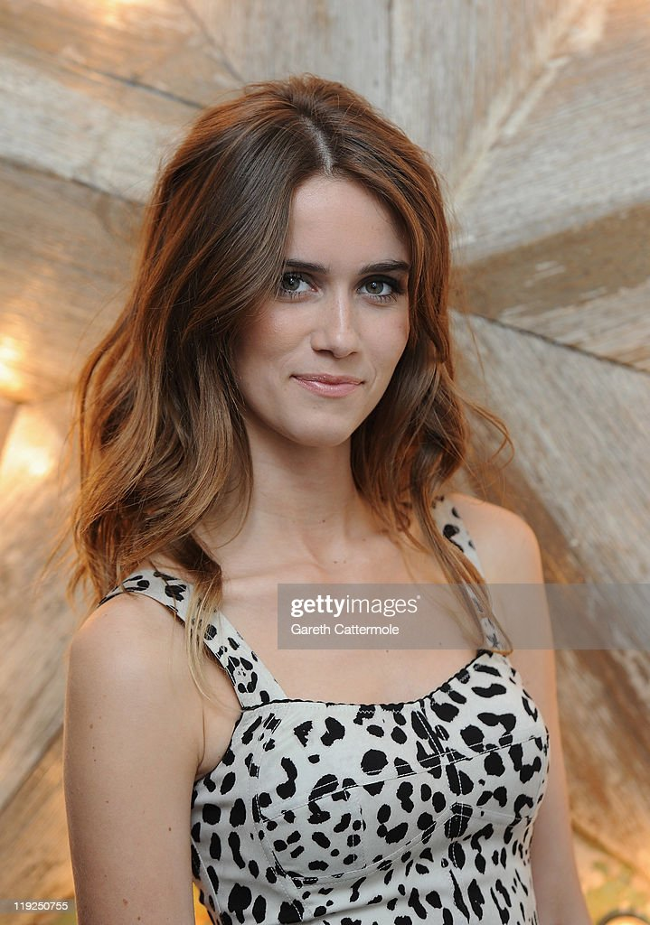 Jade Williams attends a party for Dolce And Gabbana hosted by Net-a-Porter at Westfield on July 14, 2011 in London, England.