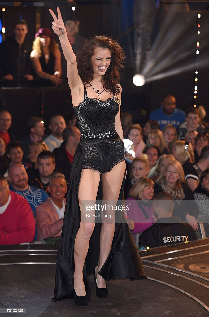 Big Brother: Timebomb - Contestants Enter The House : News Photo