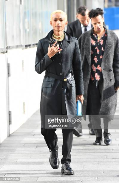 Jaden Smith attend Roc Nation THE BRUNCH on January 27 2018 in New York City