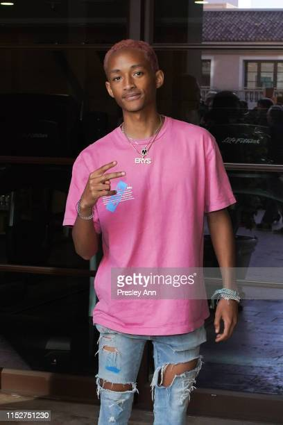 Jaden Smith attends 29th Annual Environmental Media Awards at The Montage Beverly Hills on May 30 2019 in Beverly Hills California
