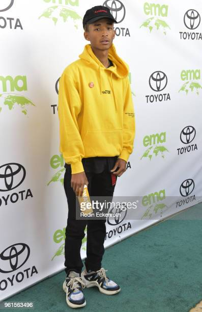 Jaden Smith attends the 28th Annual EMA Awards Ceremony at Montage Beverly Hills on May 22 2018 in Beverly Hills California