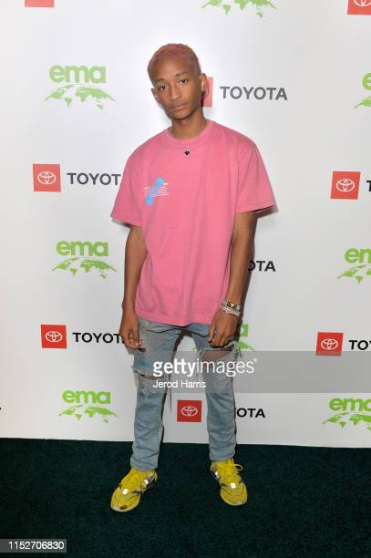 Jaden Smith attends the EMA IMPACT Summit Day Two at Montage Beverly Hills on May 30 2019 in Beverly Hills California