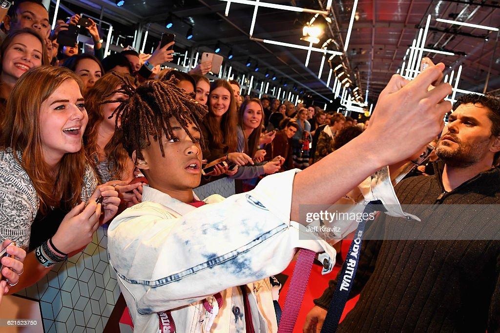MTV EMA's 2016 - VIP Arrivals : News Photo