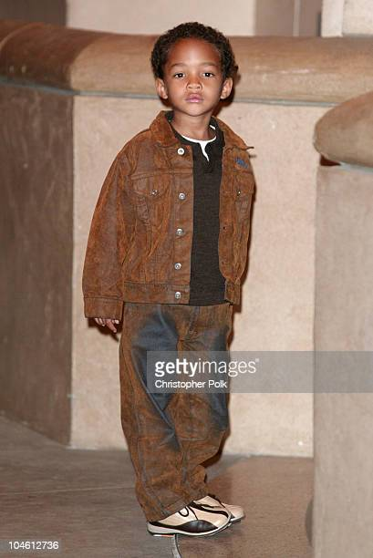 Jaden Smith during 'Final Flight Of The Osiris' World Premiere at Warner Bros in Burbank CA United States