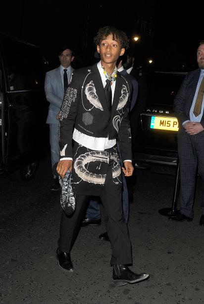 GBR: London Celebrity Sightings - September 21, 2021