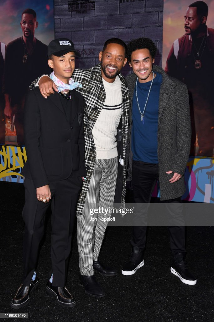 """Premiere Of Columbia Pictures' """"Bad Boys For Life"""" - Arrivals : News Photo"""