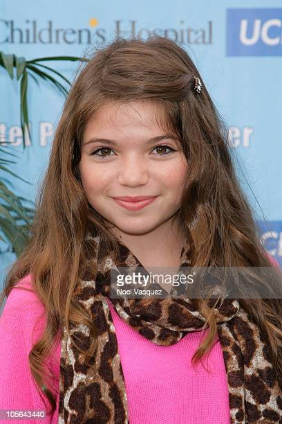 Jadin Gould attends the 11th Annual Mattel Party on The Pier at the Santa Monica Pier on October 17 2010 in Santa Monica California