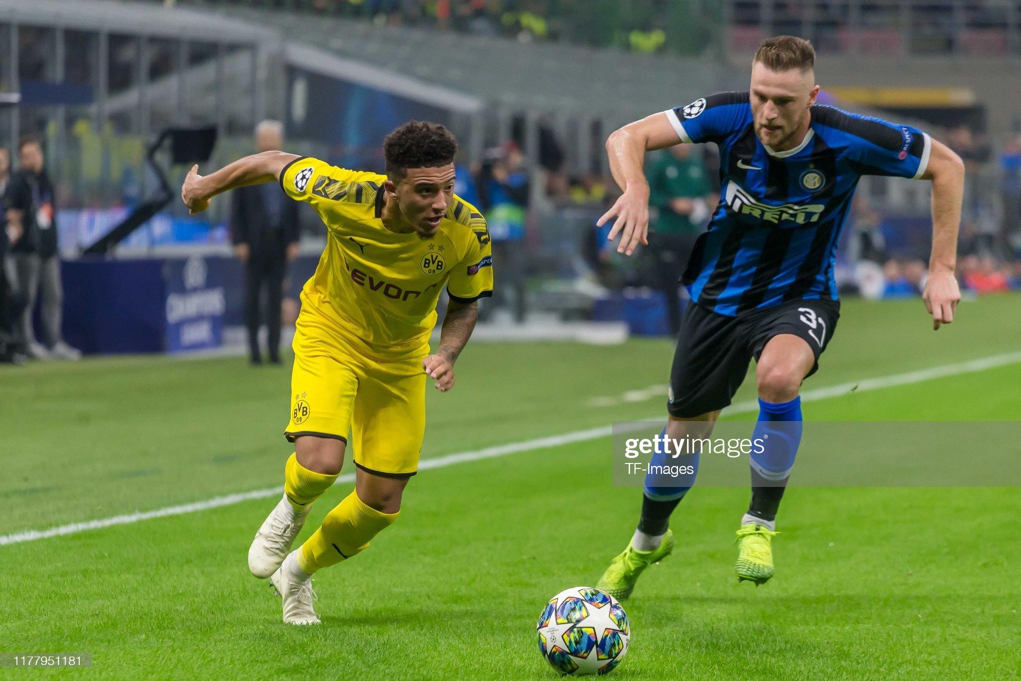 Dortmund v Inter preview, prediction and odds