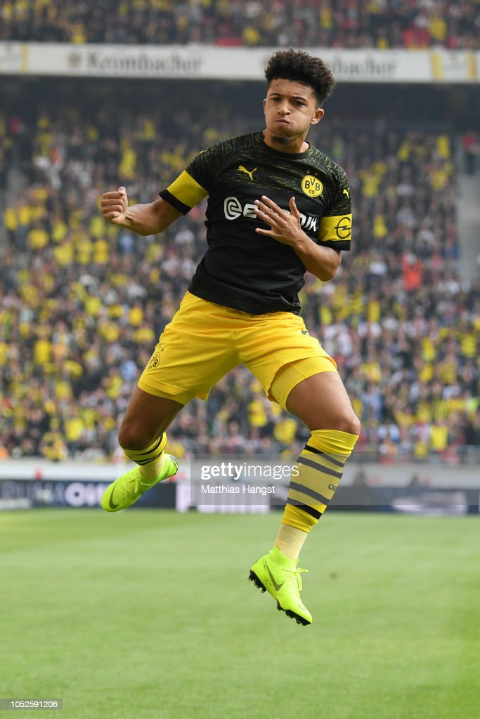 VfB Stuttgart v Borussia Dortmund - Bundesliga : News Photo