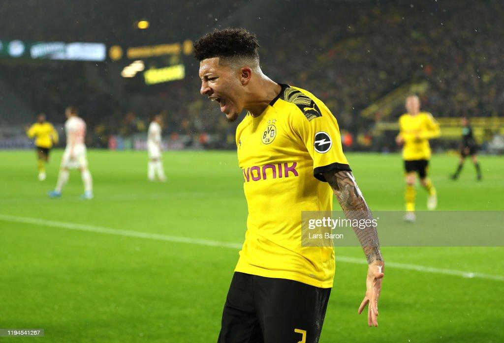 Borussia Dortmund v RB Leipzig - Bundesliga : ニュース写真