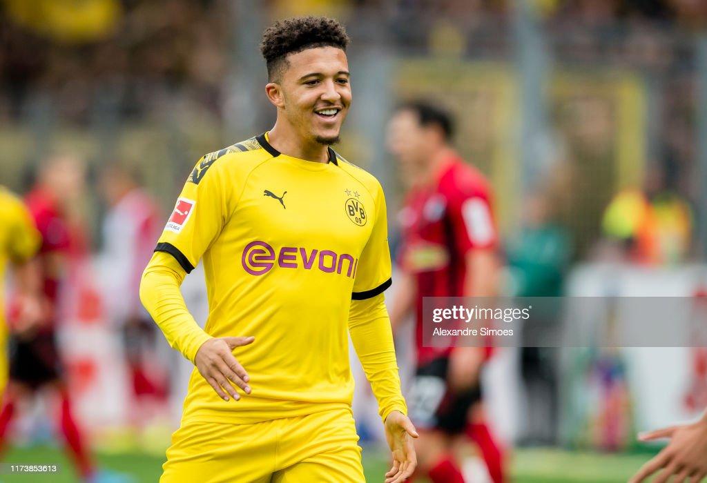 Sport-Club Freiburg v Borussia Dortmund - Bundesliga : ニュース写真