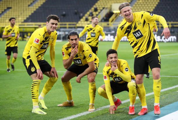 DEU: Borussia Dortmund v DSC Arminia Bielefeld - Bundesliga