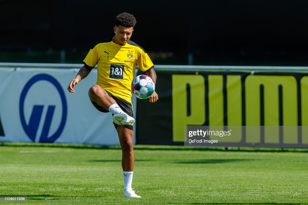 Borussia Dortmund Bad Ragaz Training Camp - Day 2 : News Photo