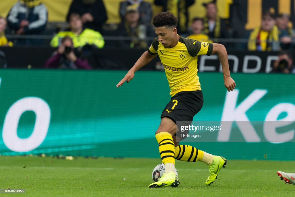 Borussia Dortmund v Hertha BSC - Bundesliga : News Photo