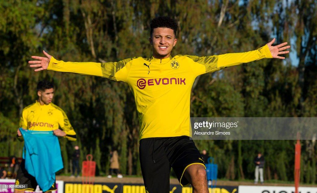 Borussia Dortmund Marbella Training Camp - Day 2 : News Photo