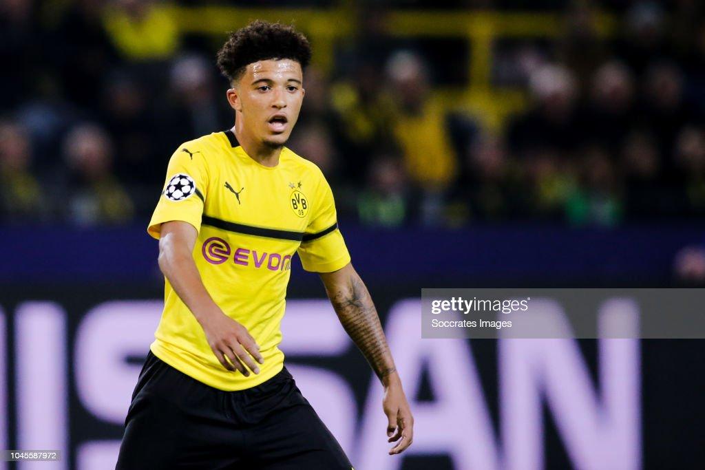 Borussia Dortmund v AS Monaco - UEFA Champions League : News Photo