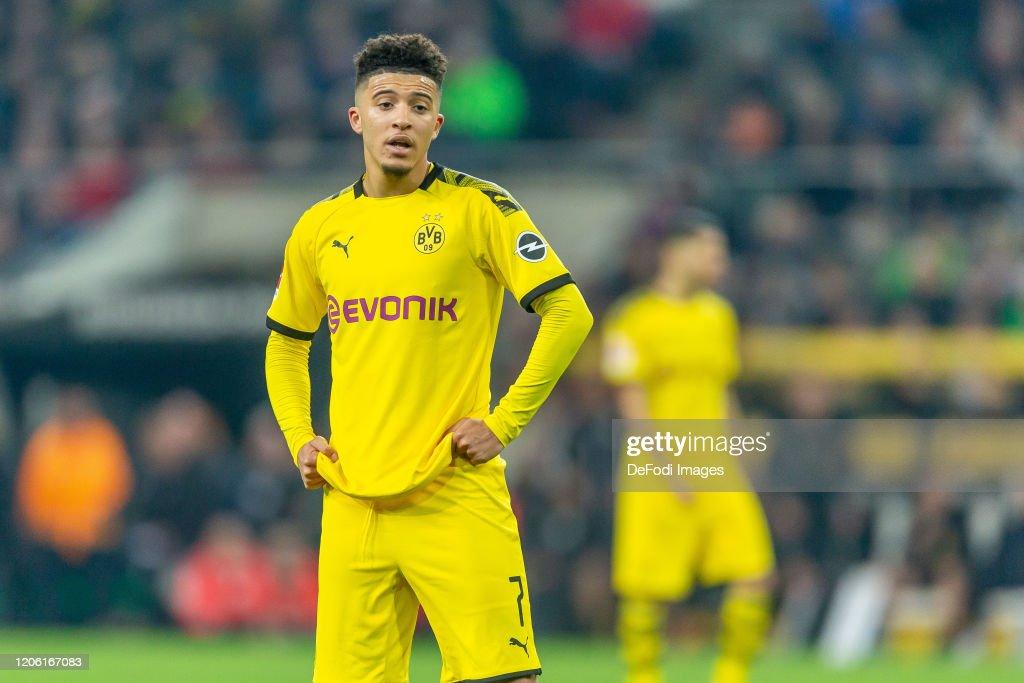 Borussia Moenchengladbach v Borussia Dortmund - Bundesliga : News Photo