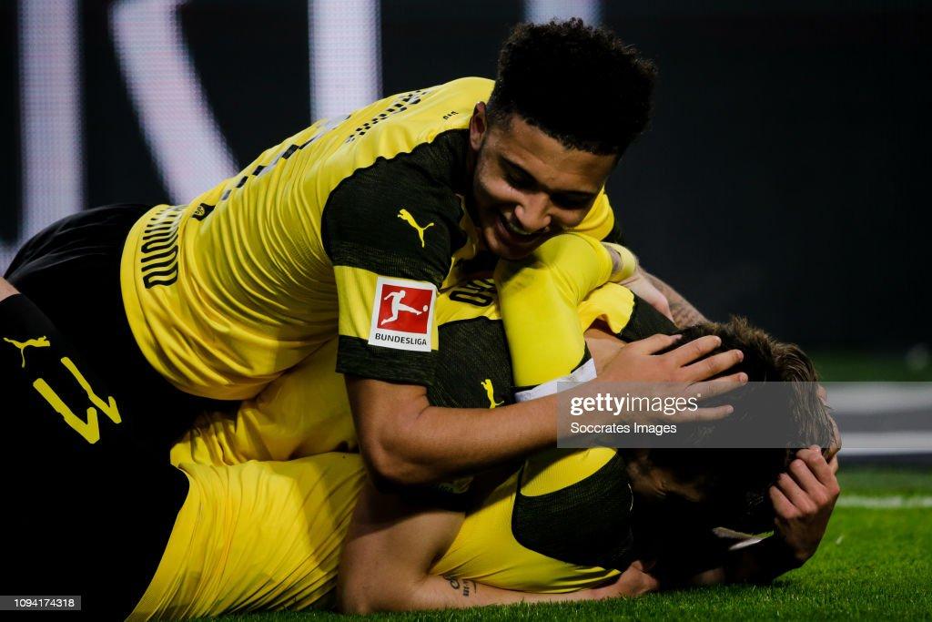 Borussia Dortmund v Hannover 96 - German Bundesliga : News Photo