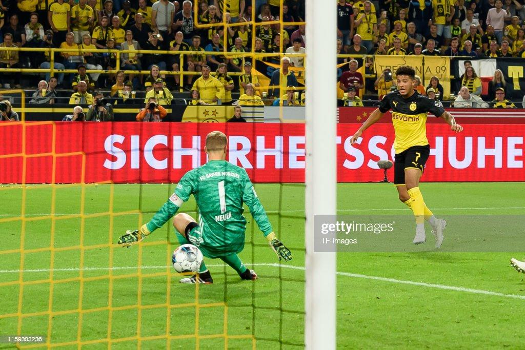 Borussia Dortmund v Bayern Muenchen - DFL Supercup 2019 : News Photo