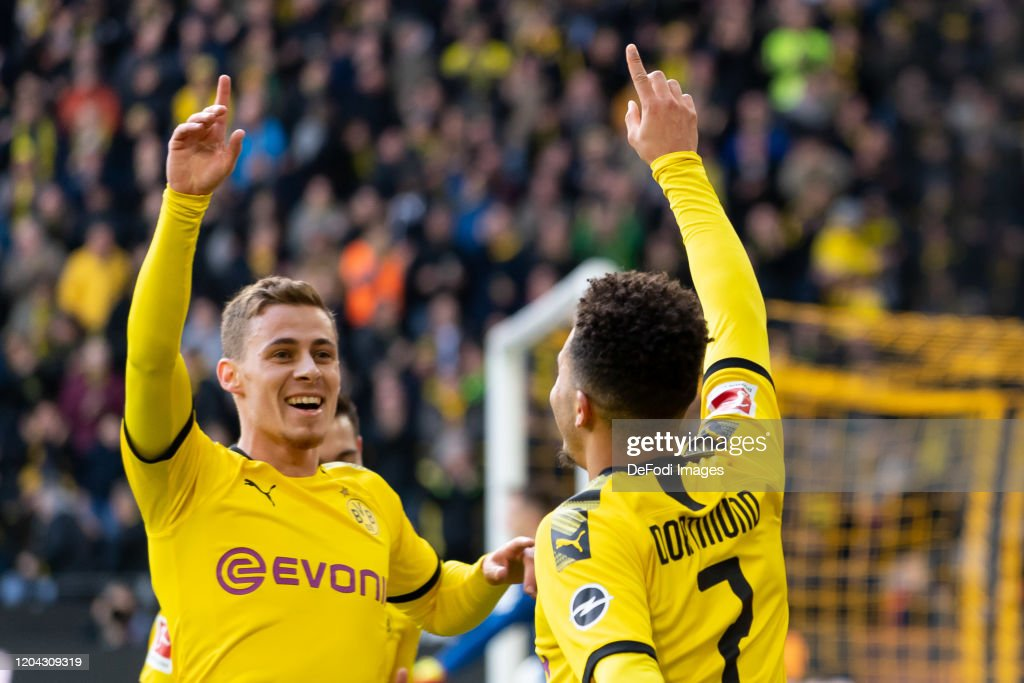 Borussia Dortmund v Sport-Club Freiburg - Bundesliga : News Photo