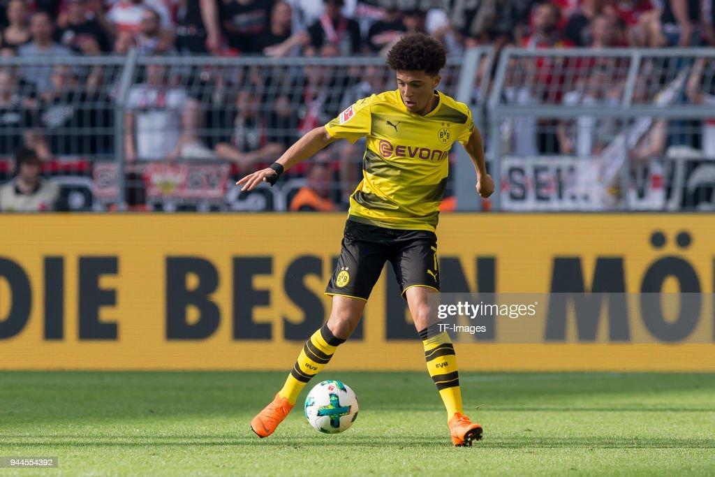 Borussia Dortmund v VfB Stuttgart - Bundesliga
