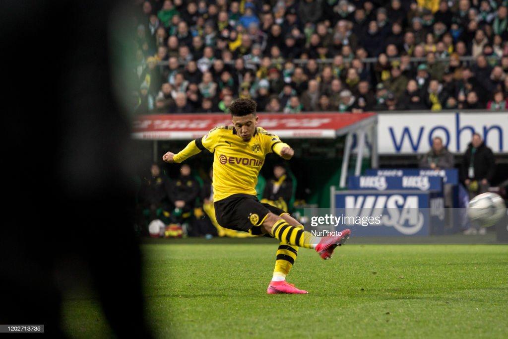 Bundesliga Werder Bremen - Borussia Dortmund : News Photo