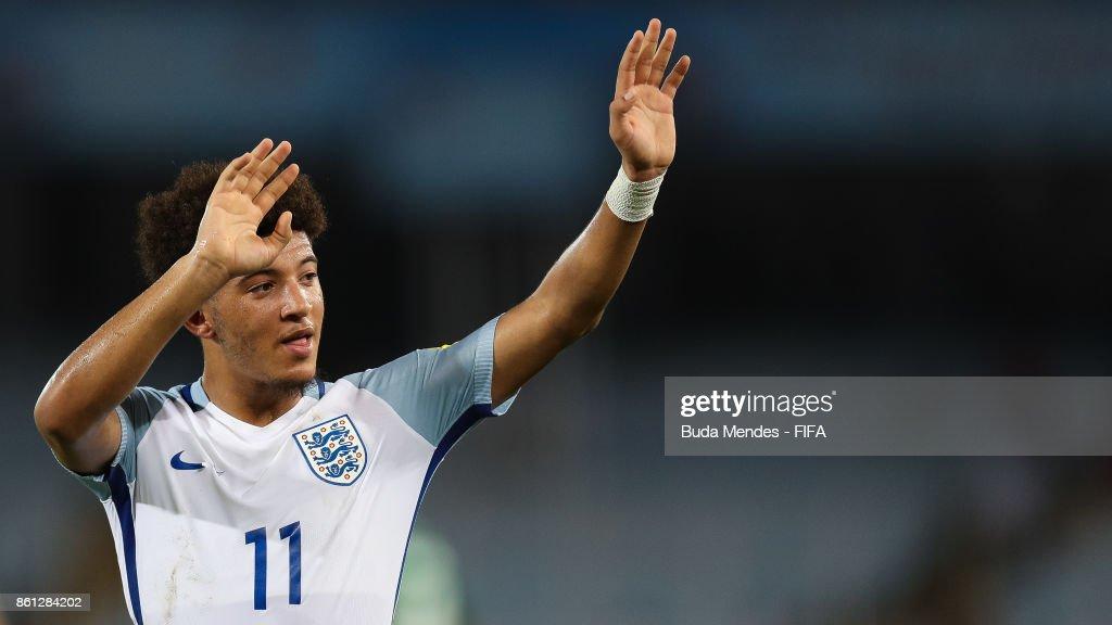 England v Iraq - FIFA U-17 World Cup India 2017 : News Photo